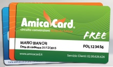 LOGO AMICA CARD
